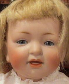 Antique-11-Closed-Mouth-Kestner-211-Mold-German-Bisque-Character-Baby-Doll