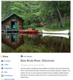 yes Canoe, Wisconsin, Native American, The Outsiders, Wildlife, River, Explore, House Styles, Wallpaper