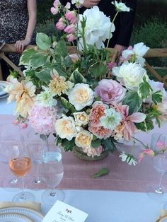 Calistoga Ranch Hilary Munday event planning Twigss Floral Studio