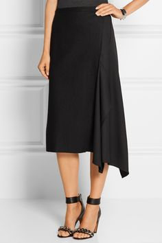 #3.1_Phillip_Lim #felted #wool #skirt