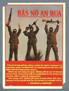 90 best ira images on pinterest ireland 1916 irish celtic and fuckyeahanarchistposters in the midst of winter irish republican posters circa first says glaigh na hireannirish republican army fandeluxe Image collections
