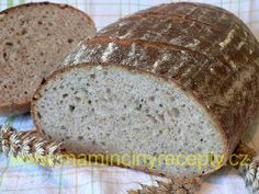 Pivní kváskový chléb Bread Bun, Banana Bread, Buns, Desserts, Food, Tailgate Desserts, Deserts, Essen, Postres