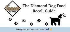 Diamond Dog Food Recall - http://ebarah.com/diamond-dog-food-recall/