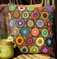 Rug Hooking Patterns Printable | We carry hand dyed wool fabrics made from the highest-quality ...