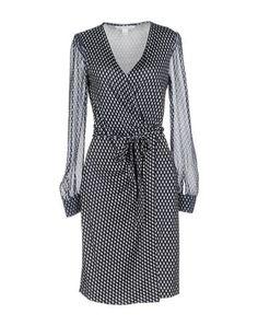 DIANE VON FURSTENBERG Short Dress. #dianevonfurstenberg #cloth #dress #top #skirt #pant #coat #jacket #jecket #beachwear #