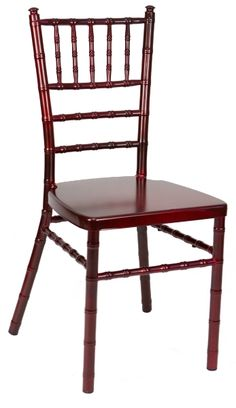 Free Shipping 80+ - MAHOGANY #ALUMINUM #CHIAVARI #CHAIR - Free Cushion - Strong 1,000 lb Capacity - UV Protected Light Weight - Never Needs Maintenance-Call for Special Discounts ask for Stephanie 855-653-8411 - Since 2002 - Product Code: : 778GFM - http://www.california-chiavari-chairs.com/Free_Shipping_Mahogany_Aluminum_Chiavari_Chair_p/778gfm.htm