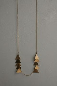 Laura Lombardi necklace.