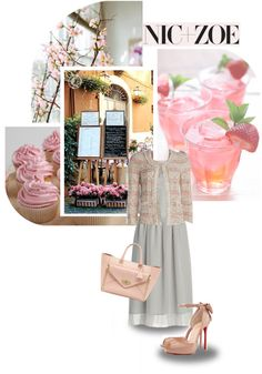 """""""From Coffee to Cocktails with NIC+ZOE"""" by bmill22 ❤ liked on Polyvore"""