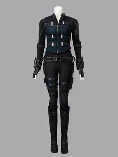 Black Widow Outfit, Black Widow Costume, Black Widow Cosplay, Spy Outfit, Badass Outfit, Warrior Outfit, Super Hero Outfits, Cute Outfits, Cosplay Outfits