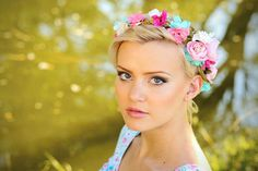 Bridal Style: Magaela � Beautiful and Colourful Hair Accessories
