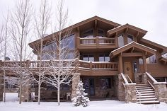 Tips on how to save on winter home heating. (Photo: Freshome)