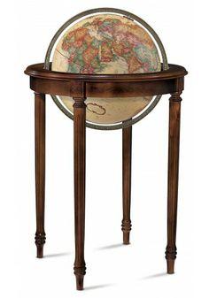 22720 Regency (Antique) Floor Globe