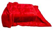 Luxusné deky na pohovky červené s potlačou Blankets, Blanket, Cover, Comforters