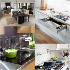 10 Fabulous Kitchen Features That You'll Love to Have