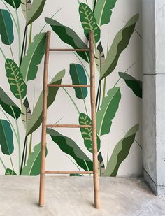 Behang met tropische prints - Myhomeshopping.nl