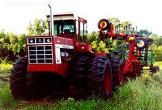 International Tractors, International Harvester, Big Tractors, Case Ih, Childhood, Times, Tractors, Infancy, Childhood Memories