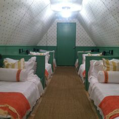 Bunk room for girls