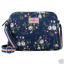 Cath Kidston Mini Busy Bag Chelsea Flowers Blue