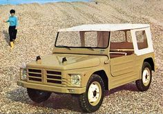 1966 Fiat 124 Cross Country