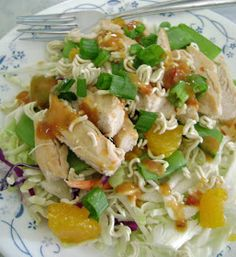 Jo and Sue: Spicy Chinese Chicken Salad