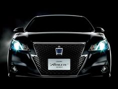 All New Toyota Crown