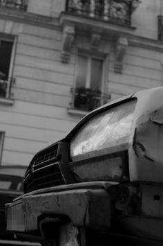 Citroën GSA, Paris, France