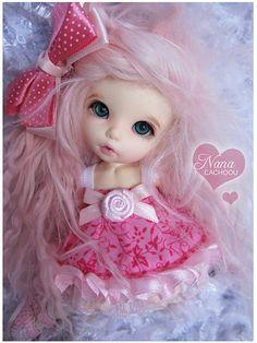 Fairyland Pukifee Ante BJD doll- Nana by cachoou, via Flickr