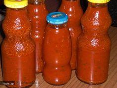 Ketchup de Legume, Picant, pentru Iarna