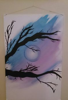 Winter Tree by Chrissie Wingate.