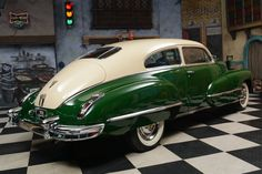 1946 Cadillac 62 Coupe