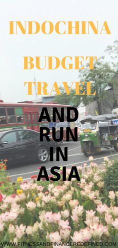 I travelled for days in Indochina circling around the IndoChina - Vietnam, Cambodia, Thailand, Laos in between I ran a half marathon. Next time, I would love to run the full. Laos Travel, Beginning Running, Running Race, Budget Travel, Cambodia, Bangkok, Marathon, Runners, Traveling By Yourself