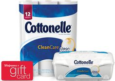 Cottonelle Clean Confidence Sweepstakes