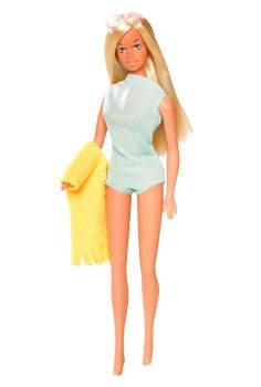 Malibu Barbie® Doll (this is the Barbie I remember from my 70s era childhood)