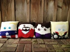 Marvel's The Avengers Cuddly Pillows