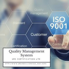 About ISO 9001 Certification,Benefits and how it works.