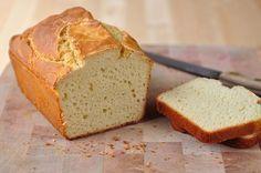 Um pão de arroz fácil de fazer, saboroso e muito leve em relação ao pão feito com farinha de trigo.
