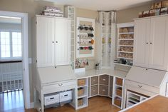 craft room organization ideas - Bing Images