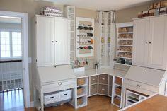 craft room storage - Buscar con Google