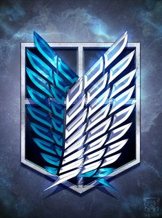 Wings of Freedom, love AoT.
