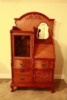 Lexington Victorian Sampler Collection Vanity Tri View Mirror And Matching Bench Mirrors Are