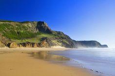 Cordoama Beach on the wild west coast of #Algarve, #Portugal | Weather2Travel.com #travel