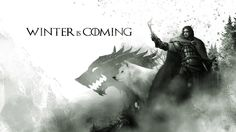 Game Of Thrones Winter Is Coming Drawing Wallpaper 40354