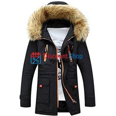 awesome Sun Lorence Men Lengthened Fur Hooded Down Coats Heavy Parka Winter Jackets Black XL Buy it! Check more at http://wearshop.top/2016/12/04/sun-lorence-men-lengthened-fur-hooded-down-coats-heavy-parka-winter-jackets-black-xl-buy-it/
