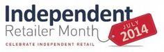 Independent Retailer Month #indieretailmonth