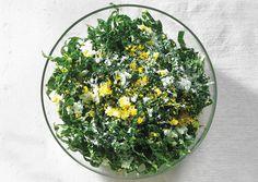 Tuscan Kale Caesar Slaw - Bon Appétit