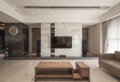 簡約loft風格 營造簡約機能設計 - 高雄室內設計公司 | 奧立佛室內設計公司