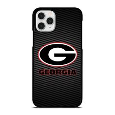 UNIVERSITY GEORGIA CARBON SYMBOL iPhone 11 Pro Case Cover  Vendor: Casesummer Type: iPhone 11 Pro Case Price: 14.90  This extravagance UNIVERSITY GEORGIA CARBON SYMBOL iPhone 11 Pro Case Cover will protect your iPhone 11 Pro phone from every bumps and scratches with dazzling style. The durable material may give the good protection from crash to the back sides and corners of your Apple iPhone. We create the phone cover from hard plastic or silicone rubber in black or white color. The frame… Iphone 11 Pro Case, Iphone Cases, University Of Georgia, Black And White Colour, Silicone Rubber, Phone Cover, Black Rubber, Apple Tv, Apple Iphone