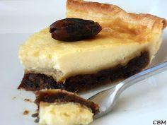 Dans la cuisine de Blanc-manger: Tarte aux dattes