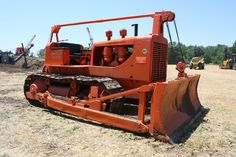 baker-cable-blade-on-allis-chalmers-hd-19-1950.jpg (4272×2848)