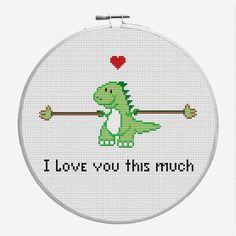 (10) Name: 'Embroidery : Valentine's Days Cross Stitch Pattern